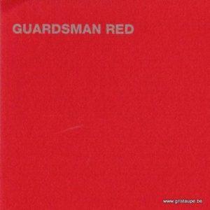 papier canford de loisirs créatifs de couelur rouge carmin