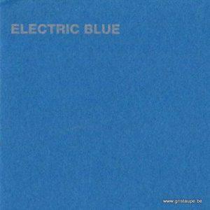 papier de loisirs créatifs de couleur bleu électrique