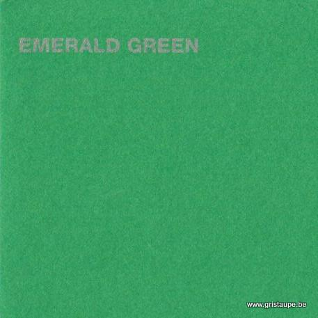 papier canford de loisirs créatifs de couleur vert émeraude