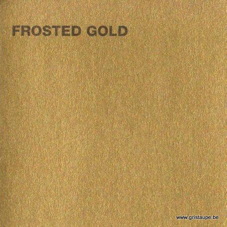 papier loisir créatif de couleur dorée de la marque canford de daeler