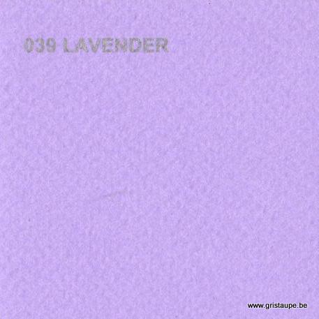 papier dessin murano de couleur lavande