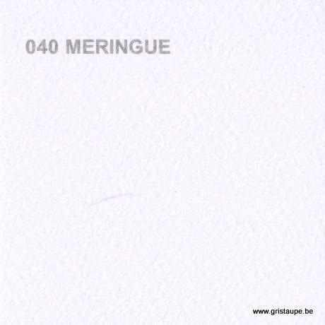papuier dessin murano de couelur blanc meringue