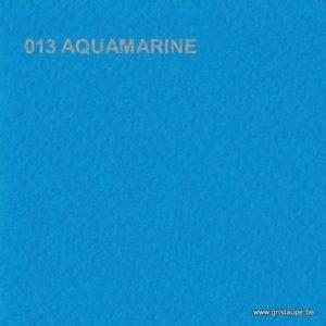 papier dessin murano de couleur bleu turquoise