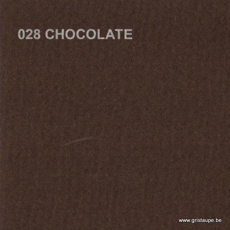 papier dessin murano de couleur chocolat