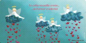 carte postale illustrée par valentine iokem et éditée aux éditions de cortil