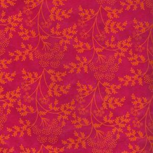 papier main lokta lamali pimpinella rouge
