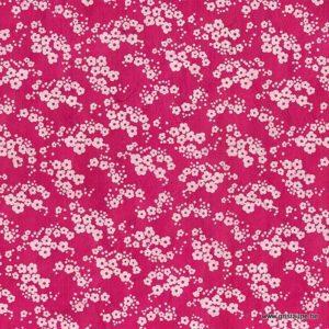 papier main lamali spring fleuri rose