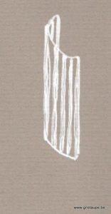 courbure du papier