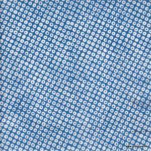 papier japonais washi petits points bleus pour encadrement cartonnage reliure et abat jour