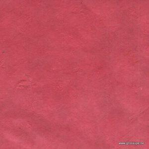 papier lokta fin fabriqué à la main au népal de couleur rose