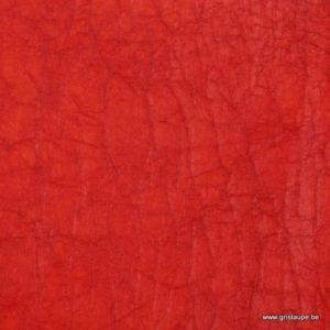 papier lokta tramé translucide fabriqué par lamali au népal couleur rouge