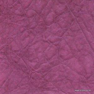 papier lokta tramé translucide fabriqué par lamali au népal couleur mauve