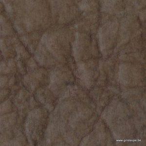 papier lokta tramé translucide fabriqué par lamali au népal couleur olive
