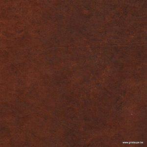 papier lamali sur trame de coton et travaillé à la cire fabriqué à la main au népal couleur cognac