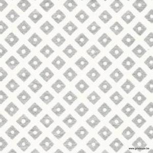 papier de coton fait à la main impression petits blocs argentés