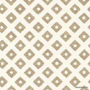 papier coton fait à la main motifs blocs dorés sur fond blanc